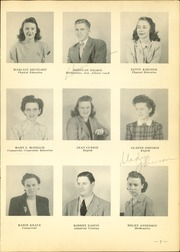 Page 13, 1947 Edition, Lincoln High School - Prowler Yearbook (Thief River Falls, MN) online yearbook collection