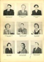 Page 14, 1947 Edition, Lincoln High School - Prowler Yearbook (Thief River Falls, MN) online yearbook collection