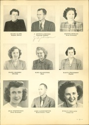 Page 15, 1947 Edition, Lincoln High School - Prowler Yearbook (Thief River Falls, MN) online yearbook collection