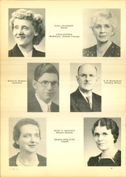 Page 16, 1947 Edition, Lincoln High School - Prowler Yearbook (Thief River Falls, MN) online yearbook collection