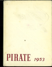1953 Edition, Victoria College - Pirate Yearbook (Victoria, TX)