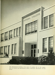 Page 7, 1953 Edition, Victoria College - Pirate Yearbook (Victoria, TX) online yearbook collection