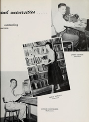 Page 17, 1954 Edition, Victoria College - Pirate Yearbook (Victoria, TX) online yearbook collection