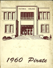 1960 Edition, Victoria College - Pirate Yearbook (Victoria, TX)