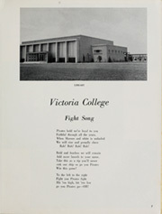 Page 11, 1962 Edition, Victoria College - Pirate Yearbook (Victoria, TX) online yearbook collection