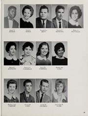 Page 53, 1962 Edition, Victoria College - Pirate Yearbook (Victoria, TX) online yearbook collection