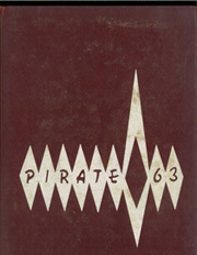1963 Edition, Victoria College - Pirate Yearbook (Victoria, TX)