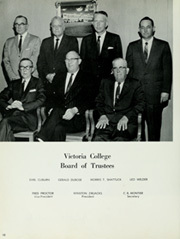 Page 14, 1963 Edition, Victoria College - Pirate Yearbook (Victoria, TX) online yearbook collection