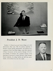 Page 15, 1963 Edition, Victoria College - Pirate Yearbook (Victoria, TX) online yearbook collection