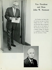 Page 16, 1963 Edition, Victoria College - Pirate Yearbook (Victoria, TX) online yearbook collection