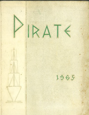 1965 Edition, Victoria College - Pirate Yearbook (Victoria, TX)