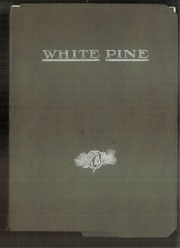 1924 Edition, Cloquet High School - White Pine Yearbook (Cloquet, MN)