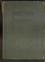 1925 Edition, Cloquet High School - White Pine Yearbook (Cloquet, MN)