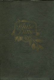 1928 Edition, Cloquet High School - White Pine Yearbook (Cloquet, MN)