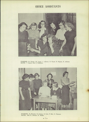 Page 11, 1951 Edition, Cloquet High School - White Pine Yearbook (Cloquet, MN) online yearbook collection