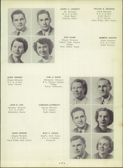 Page 13, 1951 Edition, Cloquet High School - White Pine Yearbook (Cloquet, MN) online yearbook collection