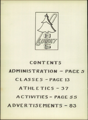 Page 6, 1951 Edition, Cloquet High School - White Pine Yearbook (Cloquet, MN) online yearbook collection
