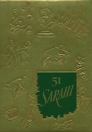 Page 1, 1951 Edition, Sauk Rapids High School - Sarahi Yearbook (Sauk Rapids, MN) online yearbook collection