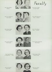 Page 12, 1951 Edition, Sauk Rapids High School - Sarahi Yearbook (Sauk Rapids, MN) online yearbook collection