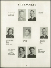 Page 10, 1945 Edition, Greenway High School - Blast Yearbook (Coleraine, MN) online yearbook collection