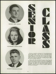 Page 16, 1945 Edition, Greenway High School - Blast Yearbook (Coleraine, MN) online yearbook collection