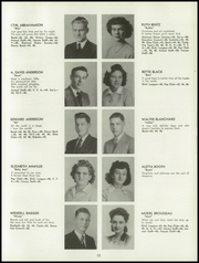 Page 17, 1945 Edition, Greenway High School - Blast Yearbook (Coleraine, MN) online yearbook collection