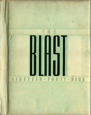 1949 Edition, Greenway High School - Blast Yearbook (Coleraine, MN)