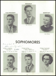Page 17, 1950 Edition, Greenway High School - Blast Yearbook (Coleraine, MN) online yearbook collection