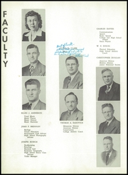 Page 8, 1950 Edition, Greenway High School - Blast Yearbook (Coleraine, MN) online yearbook collection
