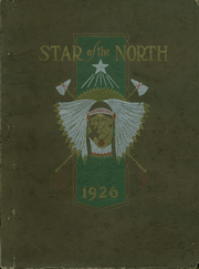 1926 Edition, Virginia High School - Star Of The North Yearbook (Virginia, MN)