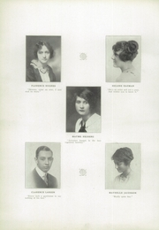 Page 12, 1914 Edition, Central High School - Optimist Yearbook (Crookston, MN) online yearbook collection