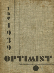 Central High School - Optimist Yearbook (Crookston, MN) online yearbook collection, 1939 Edition, Page 1