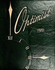 Central High School - Optimist Yearbook (Crookston, MN) online yearbook collection, 1951 Edition, Page 1