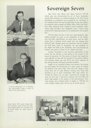 Page 12, 1958 Edition, Central High School - Optimist Yearbook (Crookston, MN) online yearbook collection