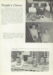 Page 15, 1958 Edition, Central High School - Optimist Yearbook (Crookston, MN) online yearbook collection