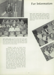 Page 16, 1958 Edition, Central High School - Optimist Yearbook (Crookston, MN) online yearbook collection