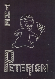 1954 Edition, St Peter High School - Peterian Yearbook (St Peter, MN)