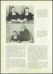 Page 10, 1946 Edition, De La Salle High School - Delta Yearbook (Minneapolis, MN) online yearbook collection