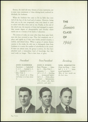 Page 16, 1946 Edition, De La Salle High School - Delta Yearbook (Minneapolis, MN) online yearbook collection