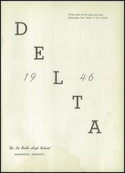 Page 5, 1946 Edition, De La Salle High School - Delta Yearbook (Minneapolis, MN) online yearbook collection