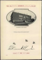 Page 12, 1931 Edition, Cathedral High School - Cathedralite Yearbook (St Cloud, MN) online yearbook collection