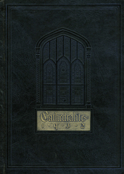1932 Edition, Cathedral High School - Cathedralite Yearbook (St Cloud, MN)