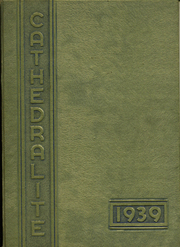 1939 Edition, Cathedral High School - Cathedralite Yearbook (St Cloud, MN)
