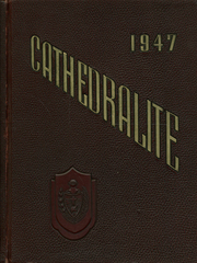 1947 Edition, Cathedral High School - Cathedralite Yearbook (St Cloud, MN)