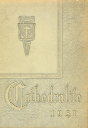 1951 Edition, Cathedral High School - Cathedralite Yearbook (St Cloud, MN)