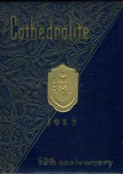 1952 Edition, Cathedral High School - Cathedralite Yearbook (St Cloud, MN)