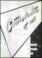 Page 7, 1953 Edition, Cathedral High School - Cathedralite Yearbook (St Cloud, MN) online yearbook collection