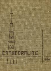 1960 Edition, Cathedral High School - Cathedralite Yearbook (St Cloud, MN)