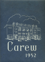 Page 1, 1952 Edition, Mora High School - Carew Yearbook (Mora, MN) online yearbook collection