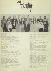 Page 10, 1952 Edition, Mora High School - Carew Yearbook (Mora, MN) online yearbook collection
